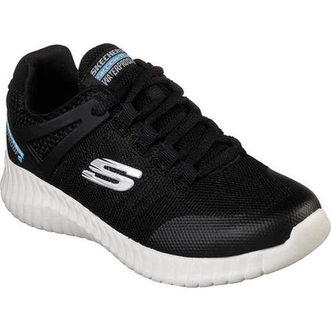 Skechers Boys' Elite Flex Hydropulse Sneaker Black