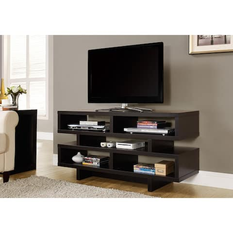 Monarch 2460 Cappuccino 48nch Tv Stand