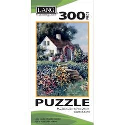 """Seaside Cottage - Jigsaw Puzzle 300 Pieces 14.5""""X20.5"""""""
