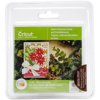 Cricut Shape Cartridge-Anna's Christmas Cards & Embellishments
