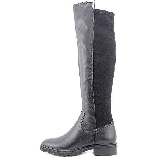 Marc Fisher Womens Felissa3 Closed Toe Knee High Fashion Boots