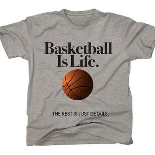 AFONiE Basketball Is Life Kids T-Shirt