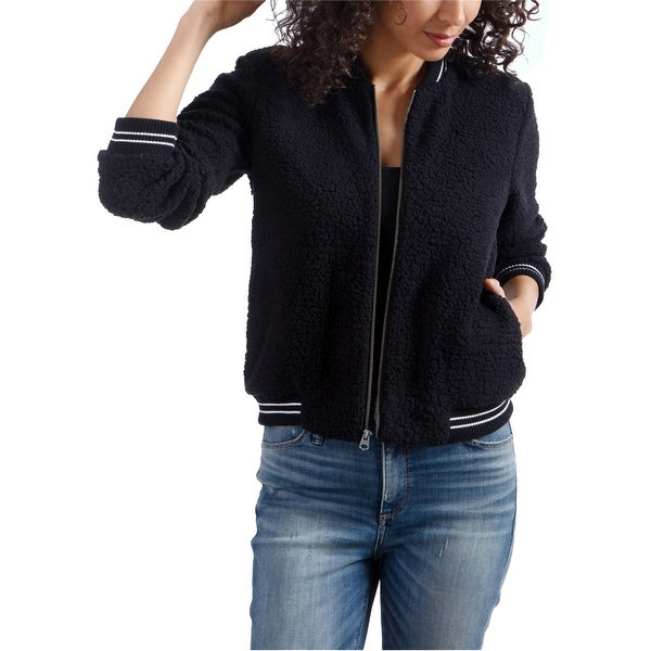 Lucky Brand Womens Anaelisa Bomber Jacket. Opens flyout.