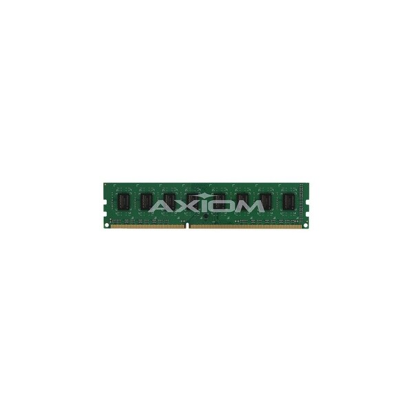 Axion 647907-S21-AX Axiom 4GB DDR3 SDRAM Memory Module - 4 GB - DDR3 SDRAM - 1333 MHz DDR3-1333/PC3-10600 - 1.35 V - ECC -