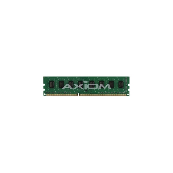 Axion 713977-S21-AX Axiom 4GB DDR3 SDRAM Memory Module - 4 GB - DDR3 SDRAM - 1600 MHz DDR3-1600/PC3-12800 - 1.35 V - ECC -