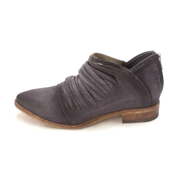 Free People Womens lost valley Closed Toe Ankle Fashion Boots - 5.5
