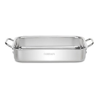 Link to Cuisinart 7117-135 Chef's Classic Stainless 13-1/2-Inch Lasagna Pan Similar Items in Cookware