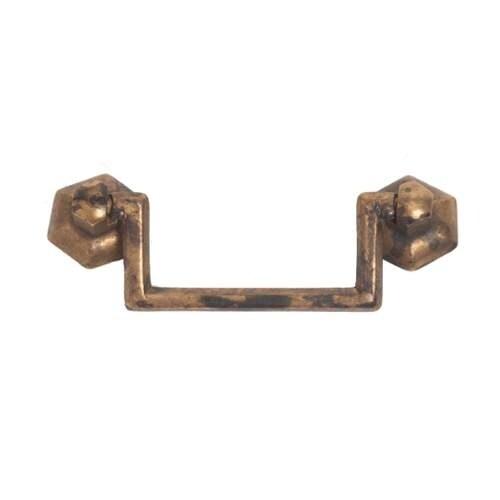 Bosetti Marella 100012 1800 Circa 2-1/2 Inch Center to Center Drop Cabinet Pull