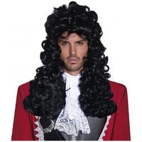 Pirate Captain Wig Adult Costume Accessory