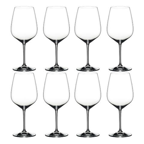 Riedel 4411/0 Extreme Crystal Cabernet Wine Glass, Set of 8