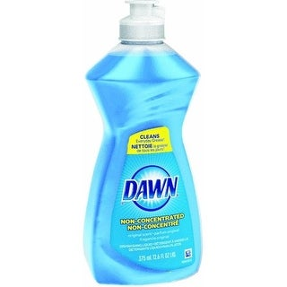 Dawn 82789 Non-concentrated Dish Soap, Orginal Scent, 12.6 Oz
