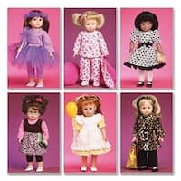 One Size Only - Clothes And Accessories For 18 Doll