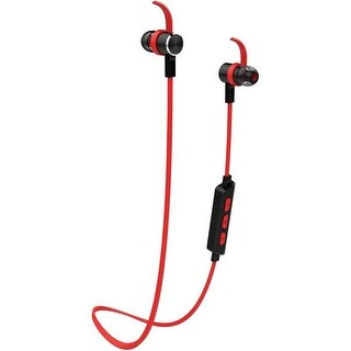 Laud Active Sweatproof Bluetooth Wireless Sports Earbuds EX3 with SecureFit and Mic