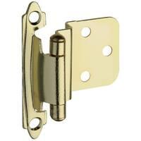 Stanley Home Designs BB8195 2.75 Inch Self-Closing .375 Offset Standard Spring Cabinet Hinge
