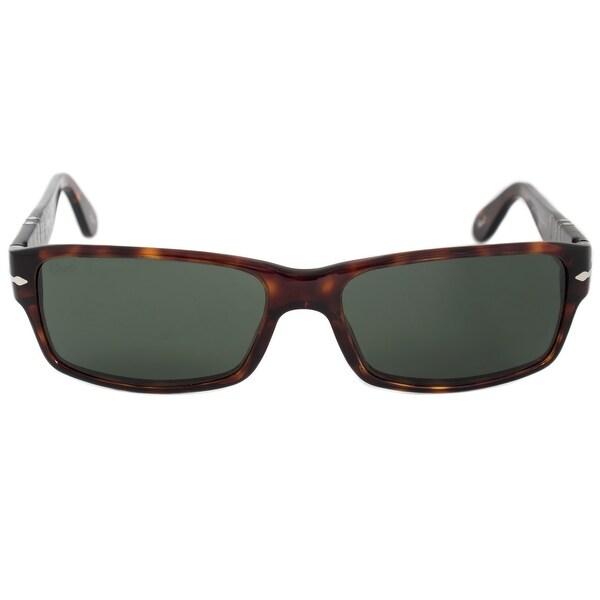 dfacc5ce4a951 Shop Persol Rectangle Sunglasses PO2747S 24 31 57 - Free Shipping ...