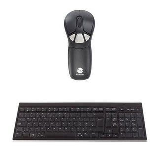 Gyration Air Mouse Go Plus W/Full-Sized Keyboard
