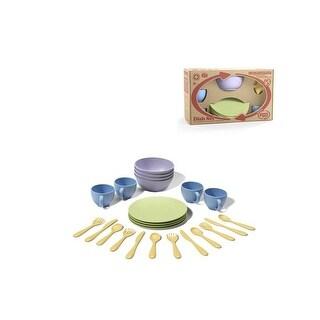 Green Toys 1203272 Green Toys Dish Set