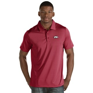 University of Arkansas Men's Quest Polo Shirt