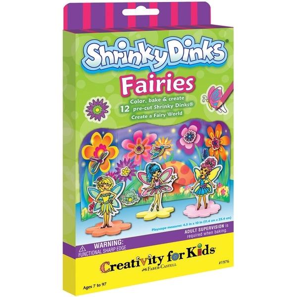 Shrinky Dinks Fairies Kit-