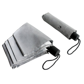 Fashion Umbrella - Ultra Reflective Safety - Compact Folding Travel