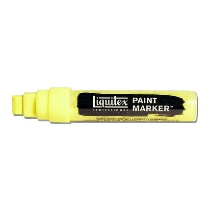 Liquitex - Paint Marker - Wide - 15mm Nib - Fluorescent Yellow