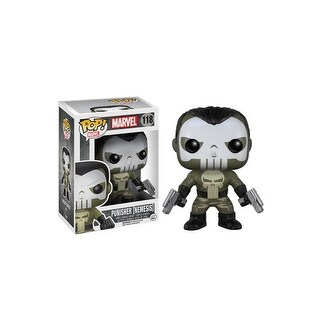 Funko POP Nemesis Punisher Vinyl Figure - Multi