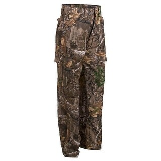 King's Camo Kids Realtree Edge Classic Cotton Six Pocket Pants