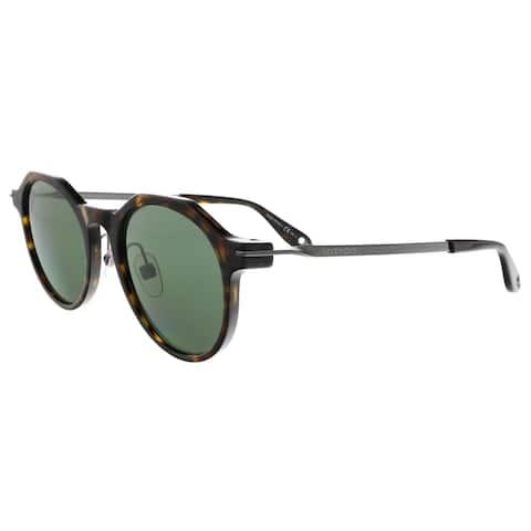 Givenchy GV 7100/F/S 86 Havana Round Sunglasses - 50-21-150