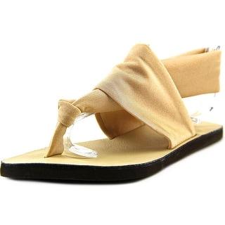OTBT Conrath Open Toe Canvas Sandals