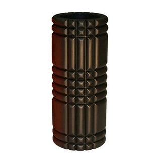 "Triggerpoint Unisex Grid Foam Roller, Black, 13"" - Black"