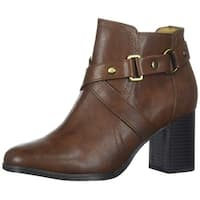 Natural Soul Women's Coco Ankle Boot