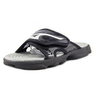 Mizuno Runbird Slide 6 Open Toe Synthetic Slides Sandal