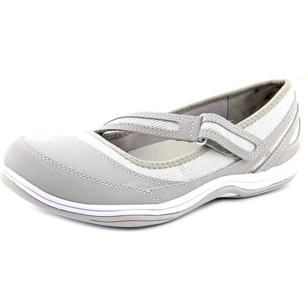 Easy Street Jules Women W Round Toe Leather Mary Janes