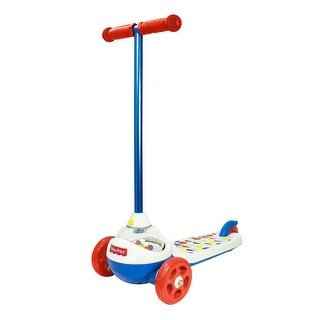 Fisher Price FP4001POPSC Corn Popper Walker Push Toy, Ages 3 - 6