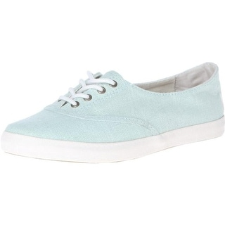 Reef Womens Ocean Mist 2 Canvas Arch Support Casual Shoes - 11 medium (b,m)