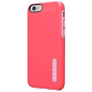 Incipio DualPro Case Cover for Apple iPhone 6 (Coral/Light Pink) - IPH-1179-CORL
