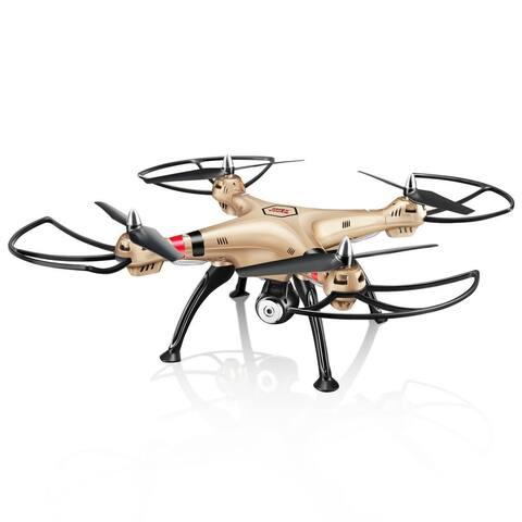 Syma X8HC 2.4G 4CH 6-Axis Gyro RC Quadcopter