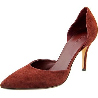 Vince Celeste   Pointed Toe Suede  Heels