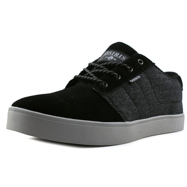 Osiris Mesa Men Round Toe Canvas Skate Shoe