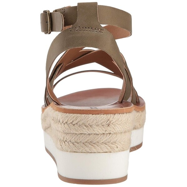 Jenepper Espadrille Wedge Sandal