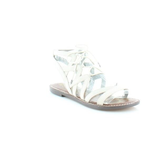 Sam Edelman Gemma Women's Sandals & Flip Flops Ivory - 8.5