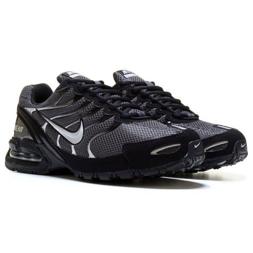 Nike Mens Air Max Torch 4 Running Shoes, Anthracite/Silver