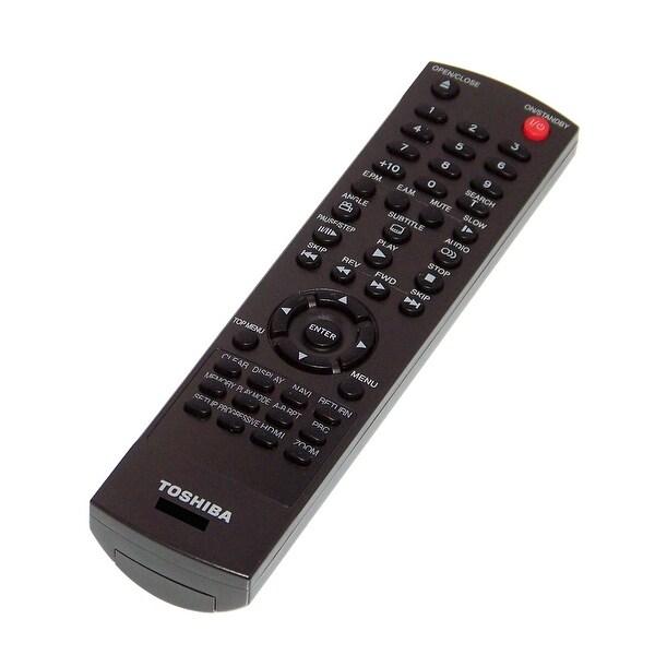 OEM Toshiba Remote Control Originally Shipped With: SDK1000, SD-K1000, SDK1000K, SD-K1000K, SDK1000KU, SD-K1000KU