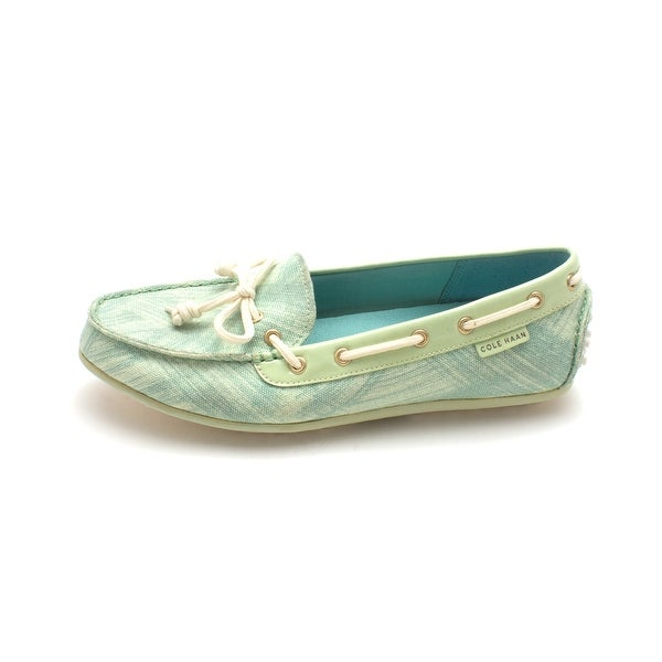 Cole Haan Womens D43388 Closed Toe Boat Shoes - 6
