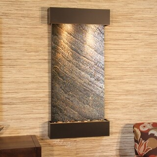 Whispering Creek Fountain - Blackened Copper - Choose Options