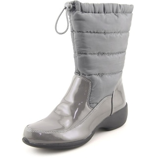 Naturalizer Jude Round Toe Synthetic Snow Boot