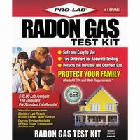 Pro Lab Radon Gas Test Kit