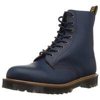 Dr. Martens Womens Pascal II Closed Toe Ankle Motorcycle Boots - 5