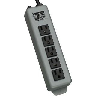 Tripp Lite 60215 Tripp Lite Waber 5 Outlets Power Strip - NEMA 5-15P - 15ft