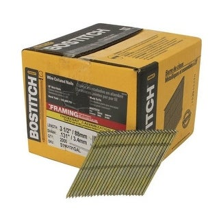 """Stanley S16D131GAL-FH Stick Nails With Full Head 3-1/2"""""""